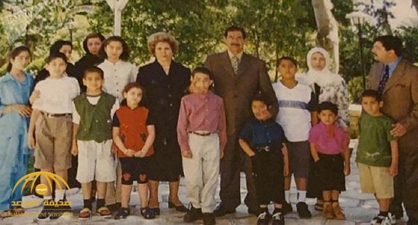 آخر من تبقى من أسرة صدام حسين… ما هي مصادر دخلهم – صور