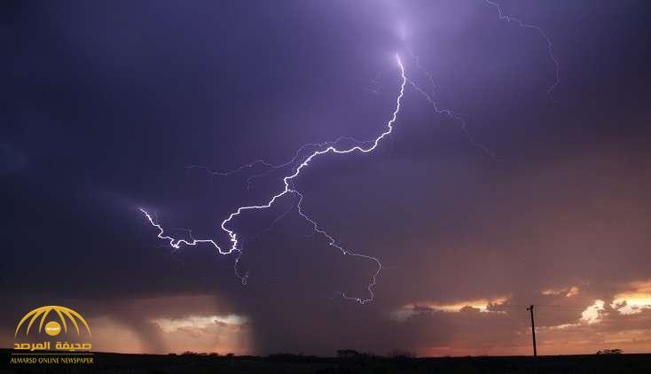 تنبيهات لعشر مناطق بالمملكة : أمطار رعدية وأتربة مثارة وضباب