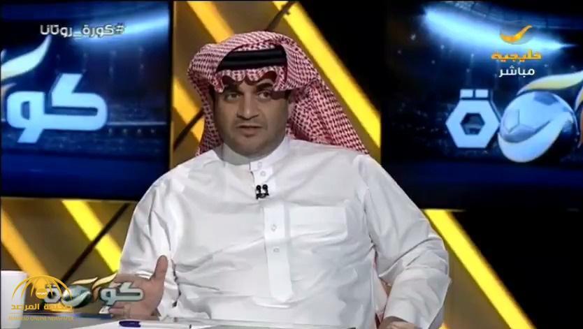 """بالفيديو .. البلطان : """"اتحاد الكرة ولجنة المسابقات منتهين ورايحين للهاوية"""" .. وهذه قيمة صفقات هتان والخيبري!"""