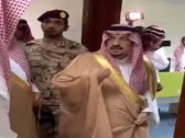 شاهد .. ردة فعل أمير الرياض بعدما تفاجأ بعدم وجود موظفين بمبنى بلدية الخرج الجديد