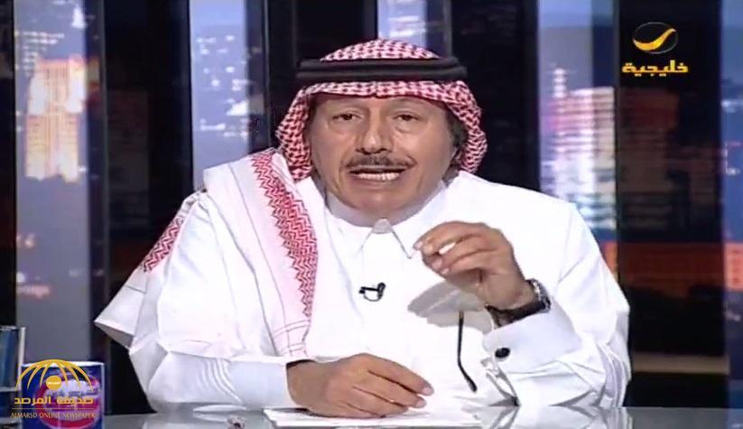 """بالفيديو .. الدريس يهاجم عمرو أديب بعد هجومه على الوليد  : """" لا تعلمنا عن مواقف العربية و MBC  أنت تغير مواقفك أسرع من تبديل ملابسك"""""""