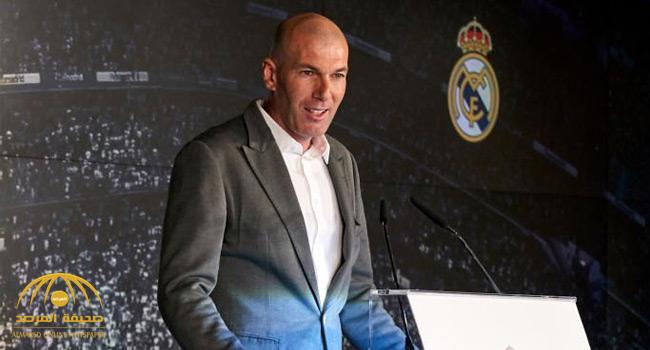 الكشف عن راتب زيدان الجديد مع ريال مدريد