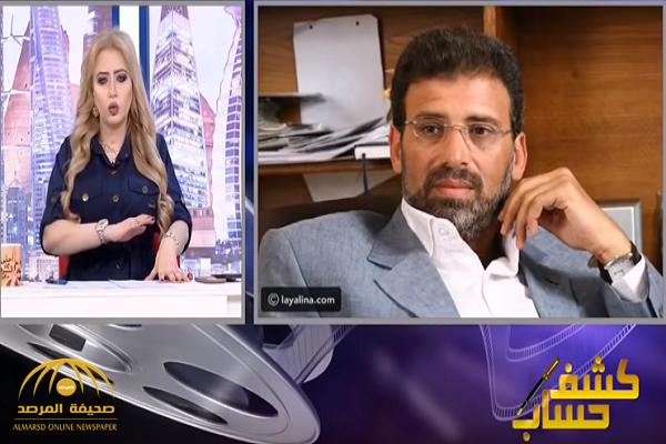 """بعد تكرار فضائحه الجنسية.. مي العيدان: """"حسستوني إن خالد يوسف هو الراجل الوحيد في مصر"""" -فيديو"""