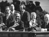 أسرار جديدة حول اتفاق مصر وإسرائيل.. ولماذا صرخ كارتر في وجه الوفد الإسرائيلي؟