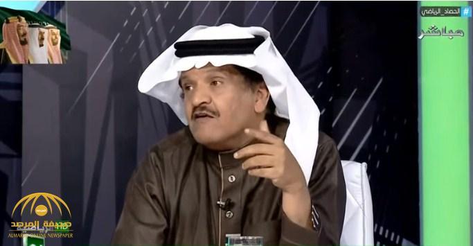 بالفيديو.. «جستنيه» لـ«البلطان»: اعترف يا خالد.. النصر أخذ الشباب رايح جاي!