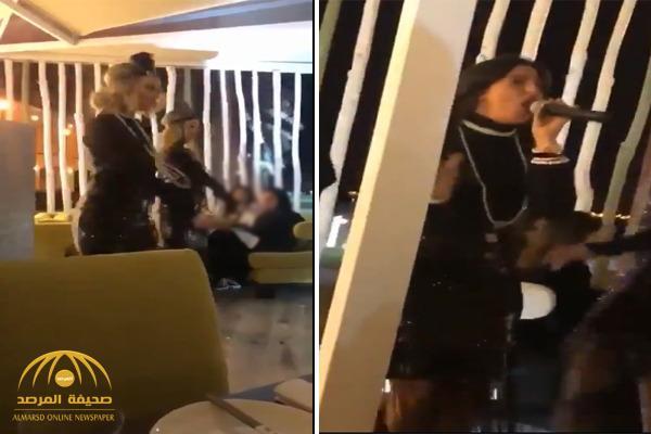 """بعد توعد """"آل الشيخ"""" بالمحاسبة .. """"مطعم نوزومي"""" يكشف ملابسات فيديو العرض النسائي الراقص!"""