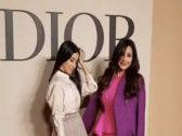 """شاهد .. ابنتا """"عمران """" أثناء عرض للأزياء في دبي!"""