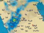 """""""الأرصاد"""" تكشف عن هطول أمطار رعدية ورياح مثيرة للأتربة في هذه المناطق!"""