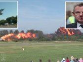 بعد تبرئة الطيار.. شاهد فيديو الاستعراض الذي قتل 11 شخصا!