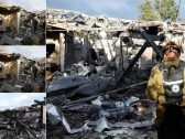 بالفيديو والصور : سقوط صاروخ على إسرائيل .. ونتنياهو يهدد برد عنيف