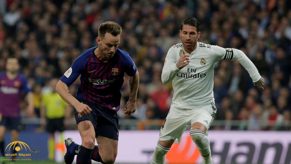 بالفيديو.. برشلونة يلدغ ريال مدريد من جديد.. ويواصل صدارته للدوري الإسباني