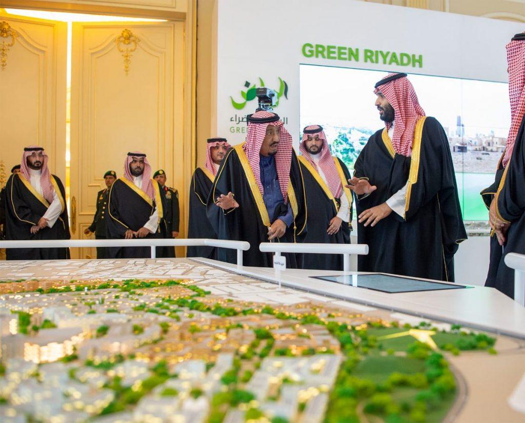 بالفيديو والصور.. ما هو مشروع «الرياض آرت» الذي أطلقه خادم الحرمين.. وما هي أهدافه؟