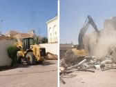 إزالة تعديات على حديقة عامة في جدة بعد 20 عاما.. والكشف عن ما فعلته المتعدية!