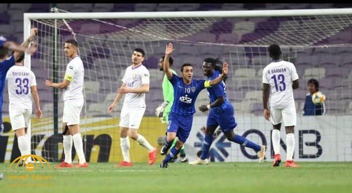 بالفيديو : الهلال يحقق فوزًا ثمينا على العين الإماراتي بهدف وحيد سجله محمد الشلهوب