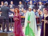 """بالفيديو : شاهد.. دمج """"الأذان بالموسيقى"""" خلال استقبال البابا بمعهد تكوين الأئمة يثير الجدل في المغرب!"""