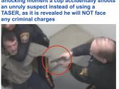 شاهد.. ضابط أمريكي يطلق النار على متهم داخل زنزانته.. ولهذا السبب لن يواجه أي عقوبة
