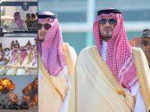 """بالصور : وزير الداخلية يرعى الحفل الختامي للتمرين المشترك الثالث لقطاعات قوى الأمن """"وطن 89″"""