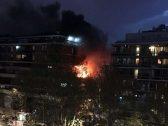 بالفيديو : انفجار مروع يهز العاصمة الفرنسية باريس