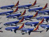 بعد تعرض طائرتان منها لحوادث كارثية .. مشكلة جديدة تواجه طائرات بوينغ 737 ماكس!