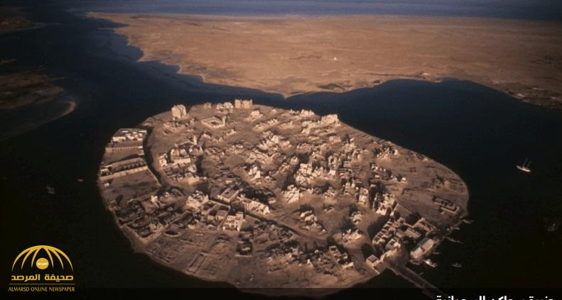 """بعد إسقاط حكم """"البشير"""" في السودان .. ما مصير جزيرة """"سواكن"""" ؟"""