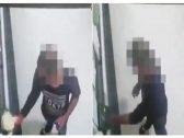 """بالفيديو: مجهول يحرق جهاز """"البصمة"""" داخل دائرة حكومية بـ""""الكويت"""" .. وكاميرا مثبتة تكشف هوية الجاني !"""