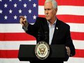 """نائب الرئيس الأميركي """"مايك بنس"""" يوجه تحذير شديد اللهجة لـ""""تركيا"""" ويخيرها  بين الناتو أو صواريخ  """"إس 400"""" الروسية"""