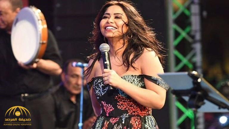 """شاهد.. شيرين عبدالوهاب تثير ضحك الحضور خلال حفلها بالرياض: """"اسكت يا بؤي"""".. وهكذا فسرها الجمهور!"""