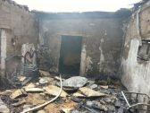 """تفحم سبعيني في حريق غامض بـ """"القنفذة"""" .. وأقاربه يكشفون مفاجأة!"""