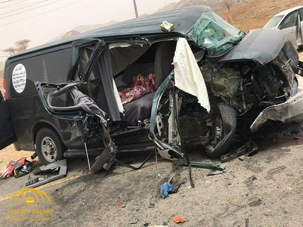 """""""صحة جدة"""" تكشف تفاصيل جديدة عن حادث المعلمات شرقي الليث"""
