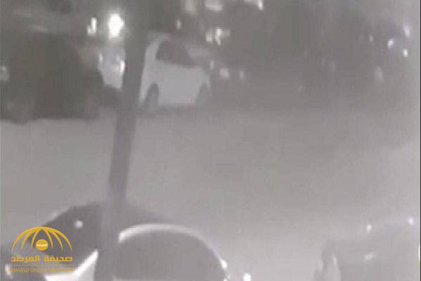 بالفيديو.. لحظة الهجوم الدامي على سيارة شرطة في القاهرة