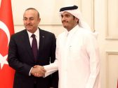 """أول بيان مشترك من تركيا وقطر بشأن إدارج أمريكا لـ""""الحرس الثوري الإيراني"""" على قائمة """"المنظمات الإرهابية"""""""