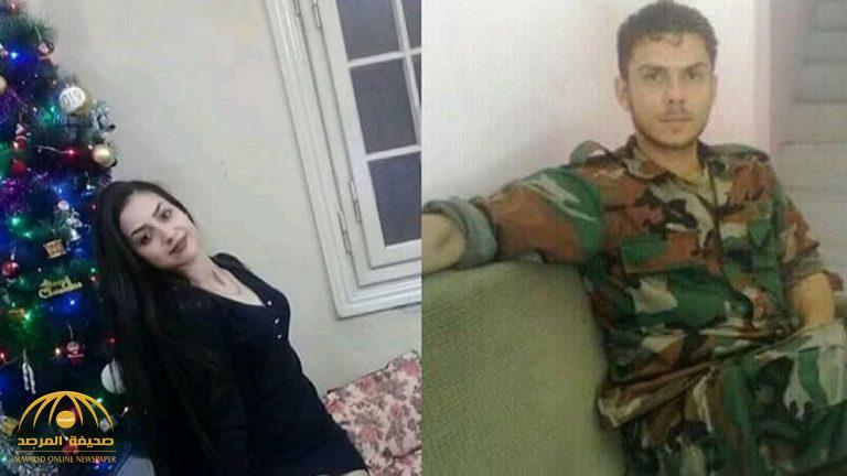 سوري يطارد زوجته داخل محل ملابس ويقتلها بمسدس حربي.. وهذا ما فعله بعد الجريمة! (فيديو)