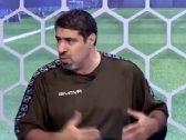 """مقدم برنامج رياضي كويتي يوجه سؤالا محرجا للهلاليين : شنو يعني """"طاقية""""!"""