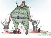 """شاهد : أبرز كاريكاتير """"الصحف"""" اليوم الأربعاء"""