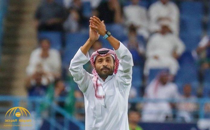 """ترقب لاستقالة محمد بن فيصل من رئاسة الهلال .. ومصادر : """" القرار سيتخذ الليلة"""""""