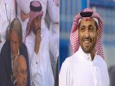 محمد بن فيصل : أبارك للاتحاد السعودي خسارة الهلال بطولة كأس زايد .. وسامي حضر في المدرجات للاستعراض !