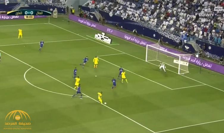 بالفيديو: التعاون يسحق الهلال بنتيجة كارثية ويتأهل لنهائي كأس الملك