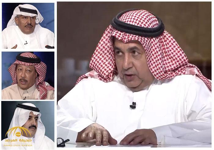 """الفنانون """"حمدي سعد ومحمد عمر وعبدالهادي حسين"""" يكشفون سبب غيابهم عن الحفلات الغنائية في المملكة !"""