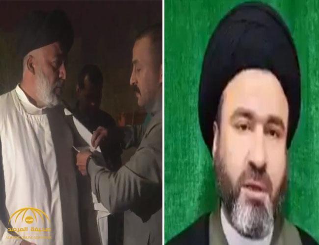 """العراق.. زعيم مليشيا يهدد ضابطًا بـ""""خلع عينيه"""" بتهمة """"التعرض لعمامة الرسول""""!"""
