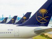 رسالة خاطئة تتسبب في إقلاع طائرة للخطوط السعودية على متنها ٤ ركاب فقط