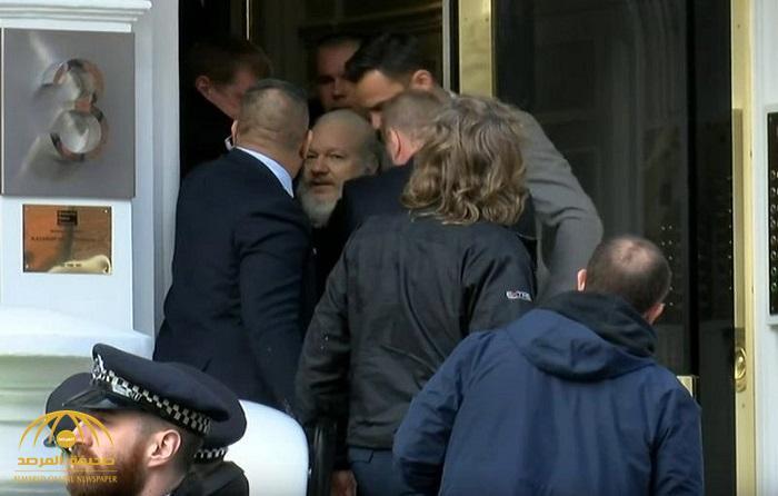 """بعد القبض عليه اليوم في لندن .. الكشف عن مصير مؤسس """"ويكيليكس""""؟ – فيديو"""
