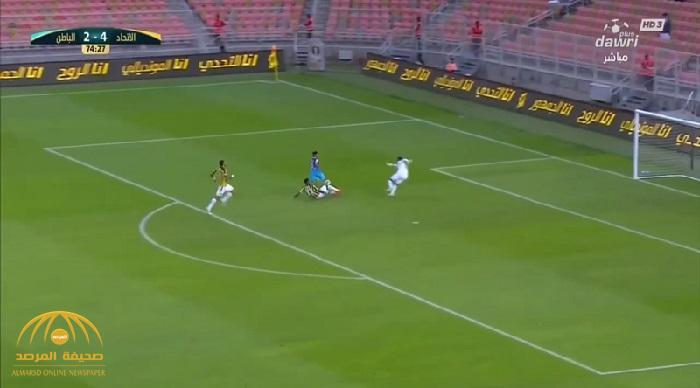 بالفيديو : الاتحاد يهزم الباطن (4-3) ويتأهل لنصف نهائي كأس الملك