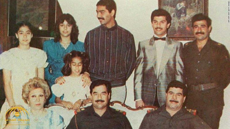 رغد صدام حسين تنشر صور نادرة لأخيها قصي وتستذكر تحرير شبه جزيرة الفاو