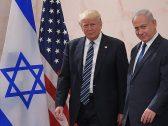 """شاهد.. خريطة إسرائيل الجديدة """"المعتمدة"""" أمريكيا !"""