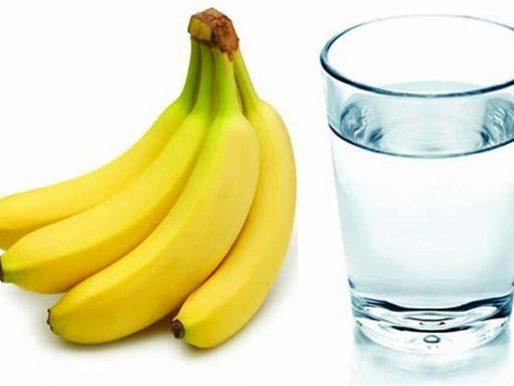 """طريقة لخسارة 18 كيلو في وقت قصير .. بالماء والموز """"فقط"""""""