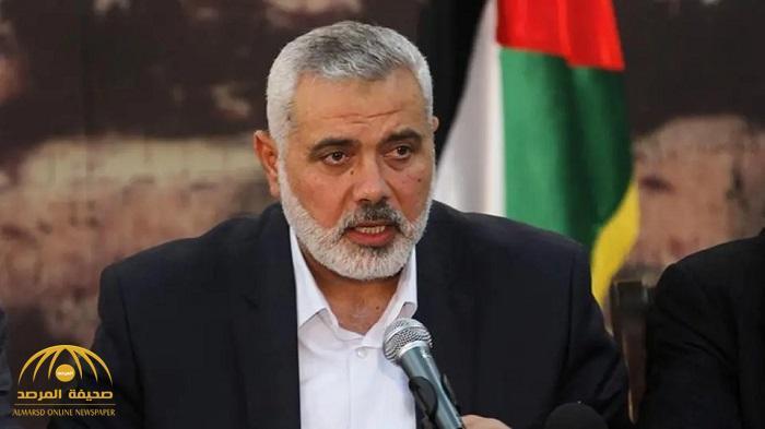 """""""إسماعيل هنية"""" يخرج عن صمته ويكشف عن سبب غريب وراء إطلاق صاروخ من غزة باتجاه إسرائيل!"""