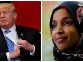 بعد تغريدة ترامب.. النائبة المسلمة إلهان عمر تتلقى تهديدات بالقتل!