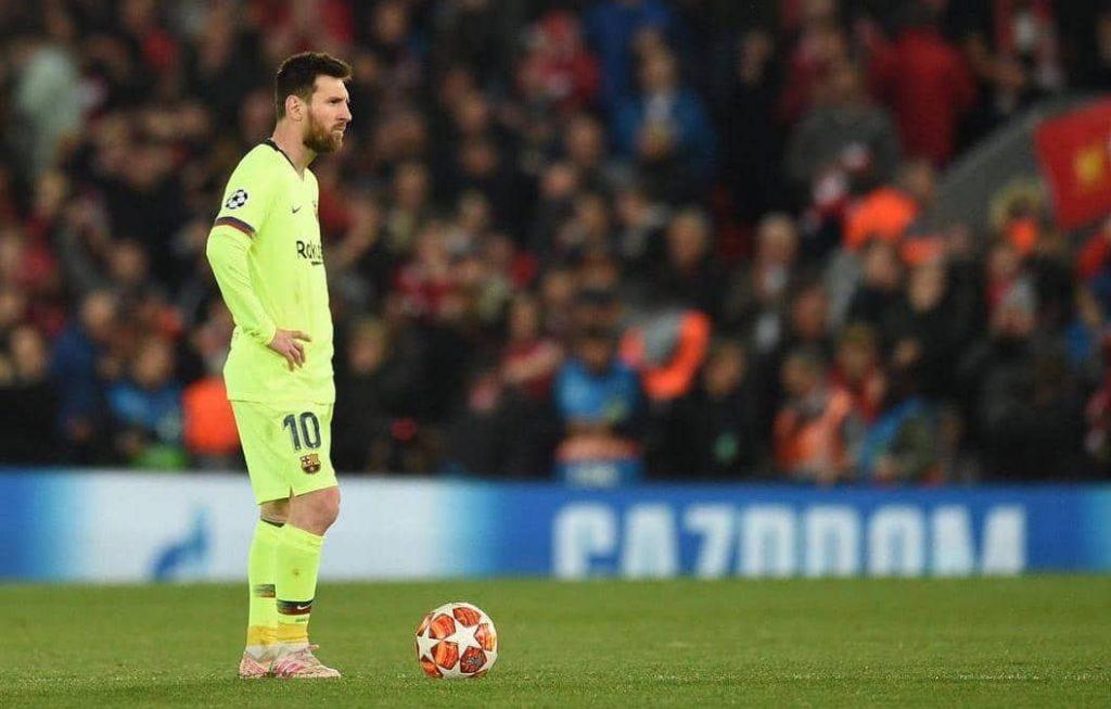 الكشف عن تفاصيل الهجوم على «ميسي» في مطار ليفربول.. واللاعب تعرض لنوبة بكاء شديدة