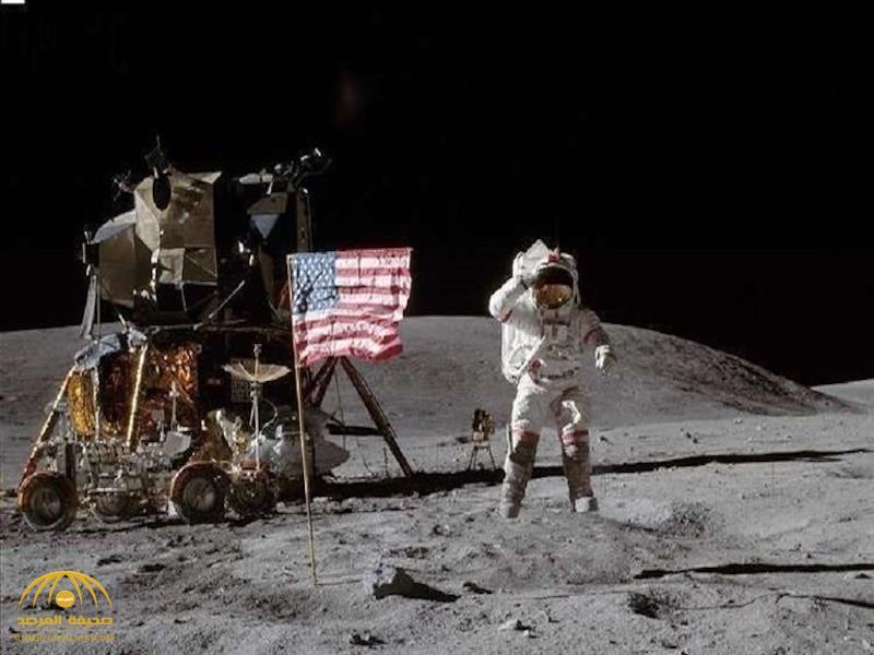 بالصور.. أول هبوط بشري على سطح القمر منذ 50  عاما.. وهذا ما قاله «أرمسترونغ» لـ 650 مليون شخص