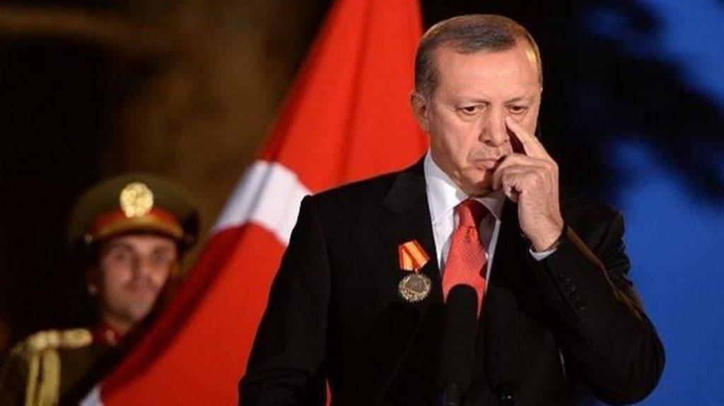 """بعد تصريحه عن  """" الربيع التركي"""" .. مغردون ينشرون تغريدة قديمة  لـ""""أردوغان """" تفضح تناقضه!"""